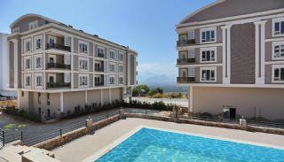 Квартиры в Развивающемся Районе Анталии с Видом на Горы, Анталия / Кепез - video
