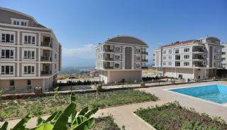 Квартиры в Развивающемся Районе Анталии с Видом на Горы, Анталия / Кепез