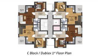 Luxus Immobilie mit Reiche Soziale Einrichtungen Konyaaltı, Immobilienplaene-5