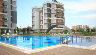 Spacious Apartments in the Deluxe Complex in Antalya, Antalya / Kepez - video