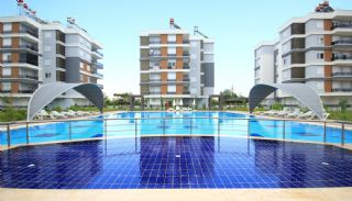 Spacious Apartments in the Deluxe Complex in Antalya, Antalya / Kepez