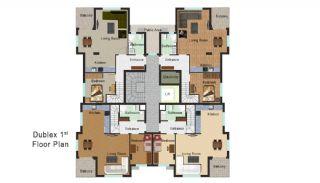 Neue Wohnungen in Konyaalti, Immobilienplaene-3