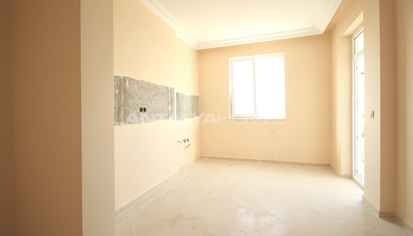 3 bedrooms apartments with affordable prices in kepez