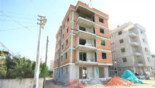 Appartements Bon Marche à 2 Chambres à Vendre à Antalya,  Photos de Construction-2