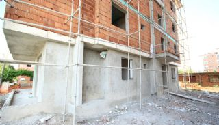 Appartements Bon Marche à 2 Chambres à Vendre à Antalya,  Photos de Construction-3