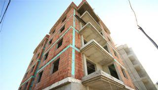 Appartements Bon Marche à 2 Chambres à Vendre à Antalya,  Photos de Construction-4