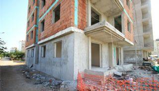 Appartements Bon Marche à 2 Chambres à Vendre à Antalya,  Photos de Construction-5
