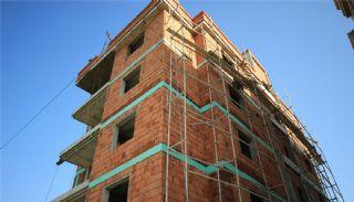 Appartements Bon Marche à 2 Chambres à Vendre à Antalya,  Photos de Construction-6