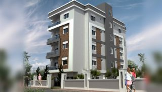 Appartements Bon Marche à 2 Chambres à Vendre à Antalya, Antalya / Centre - video