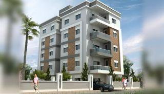 Appartements Bon Marche à 2 Chambres à Vendre à Antalya, Antalya / Centre