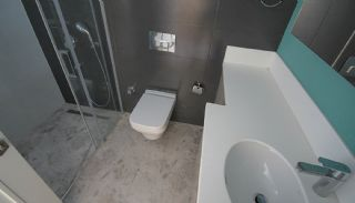 Luxus neue Wohnungen in Konyaalti, Foto's Innenbereich-15