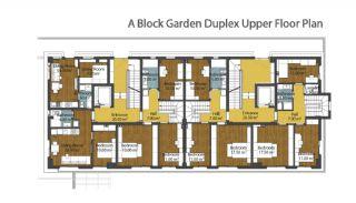 Luxus neue Wohnungen in Konyaalti, Immobilienplaene-2