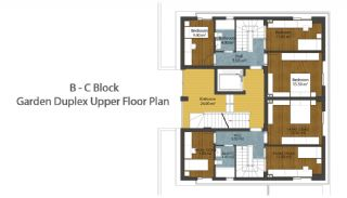 Luxus neue Wohnungen in Konyaalti, Immobilienplaene-5