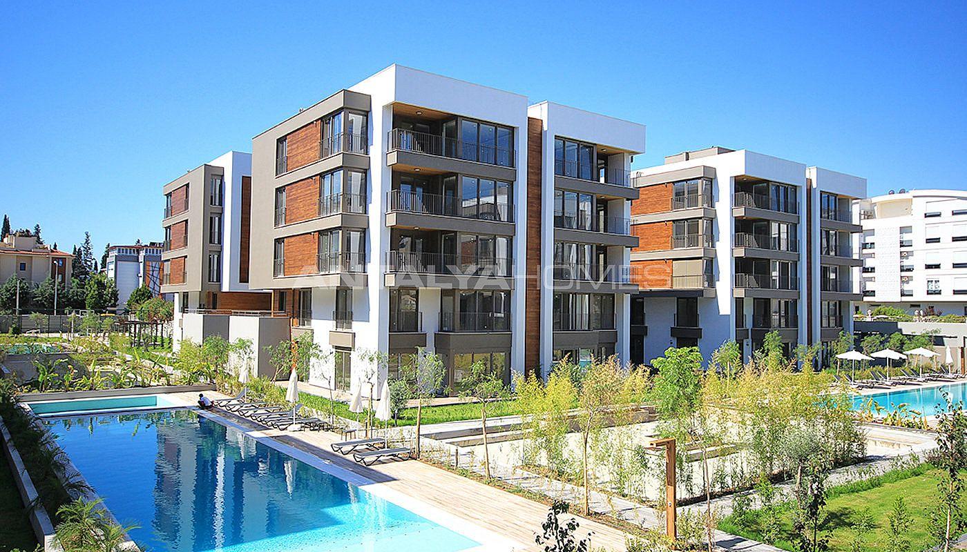 Nouveaux appartements acheter konyaalti for Appartement acheter