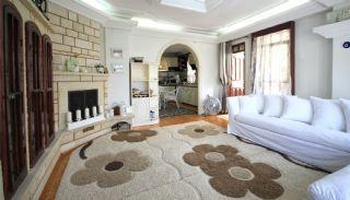 Lara'da Bitişik Nizam Mobilyalı Villa, İç Fotoğraflar-3