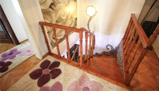 Lara'da Bitişik Nizam Mobilyalı Villa, İç Fotoğraflar-21