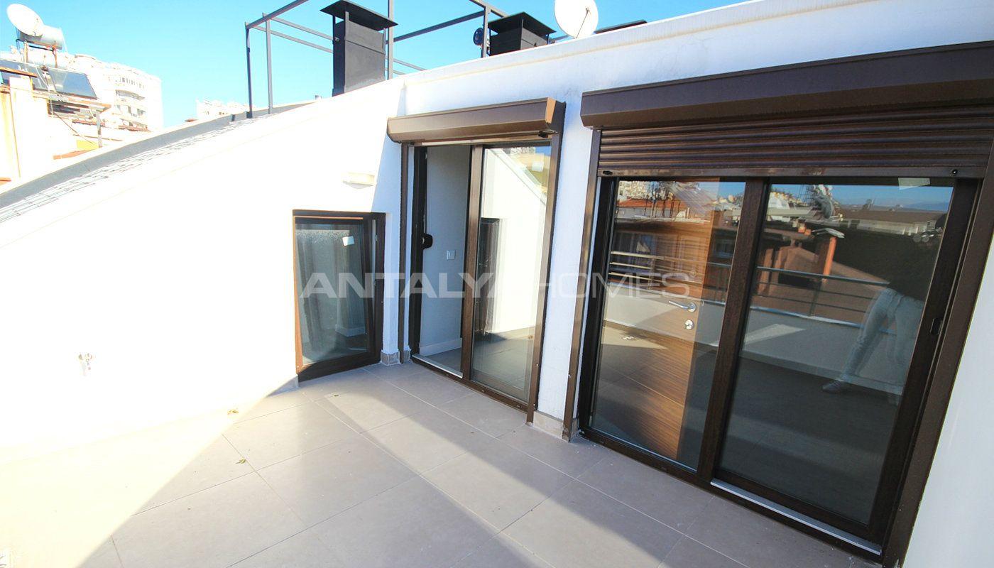 neue wohnungen in antalya kaufen mit moderner architektur. Black Bedroom Furniture Sets. Home Design Ideas