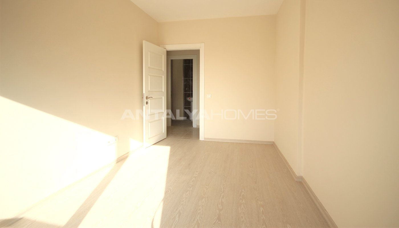 Key Ready 2 Bedroom Apartments In Antalya With Separate