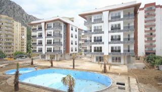 Neubau Wohnung in Antalya, Konyaalti, Antalya / Konyaalti