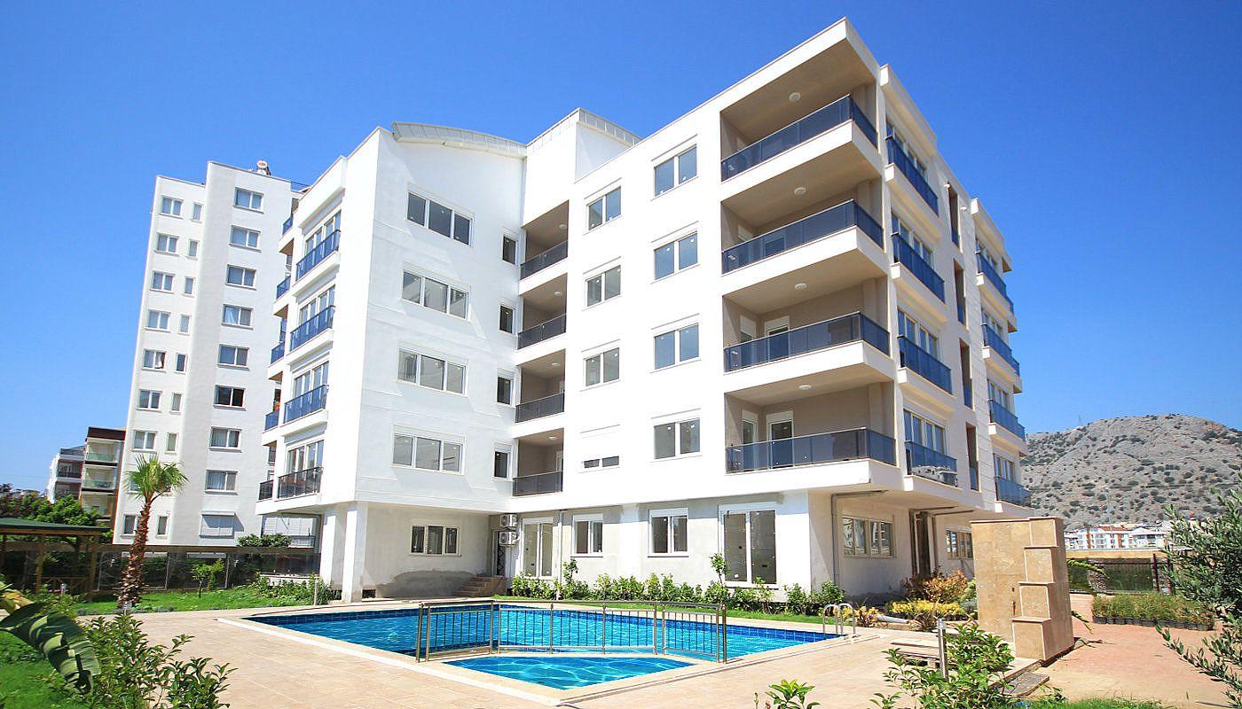 newest df784 c685f Kaufe Neue Immobilie in Konyaalti mit Klimaanlagen
