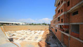 Antalya'da Satılık Sıfır Emlak, İnşaat Fotoğrafları-3