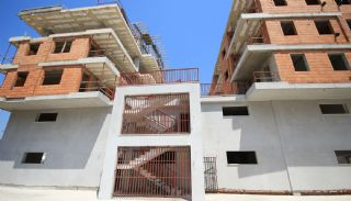 Antalya'da Satılık Sıfır Emlak, İnşaat Fotoğrafları-5