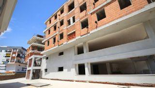 Antalya'da Satılık Sıfır Emlak, İnşaat Fotoğrafları-6