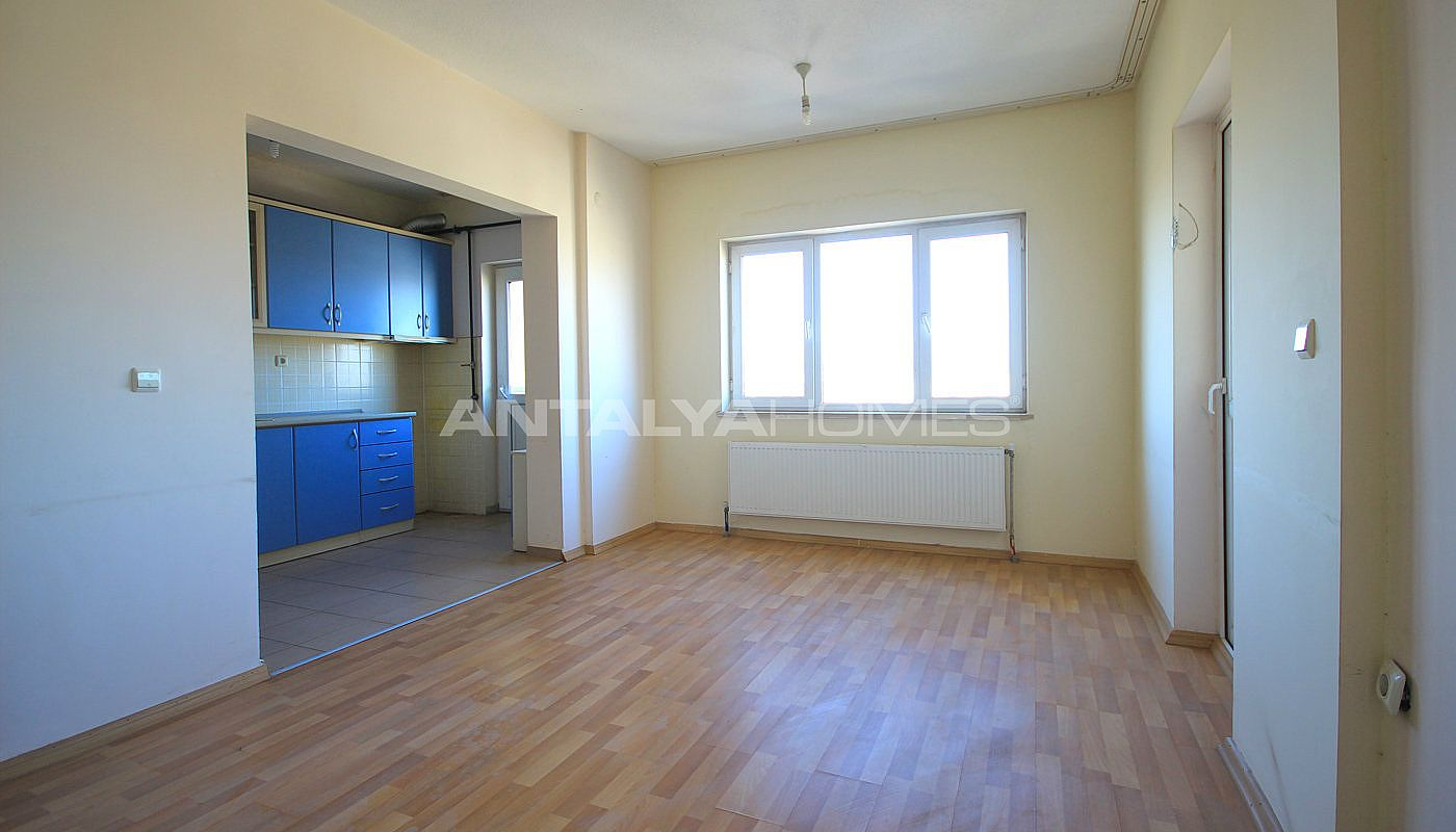 Cheap apartment in antalya with city view for Cheap apartments