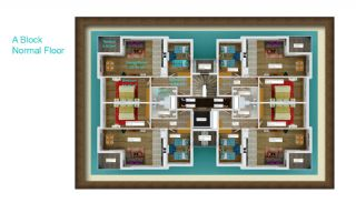 High-Quality Property for Sale in Konyaalti, Antalya, Property Plans-3