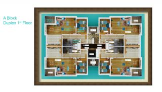 High-Quality Property for Sale in Konyaalti, Antalya, Property Plans-5