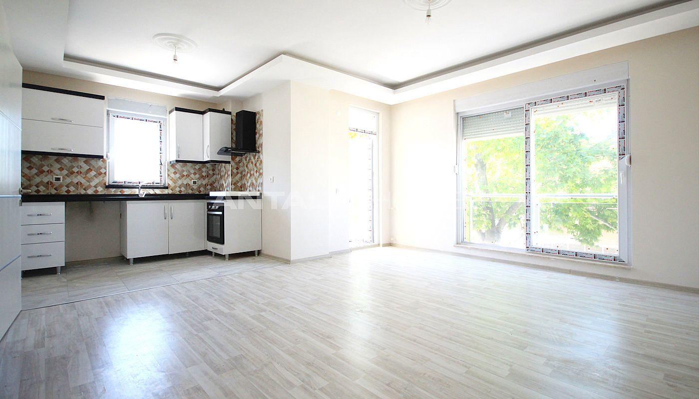 new cheap apartment for sale in antalya with kitchen