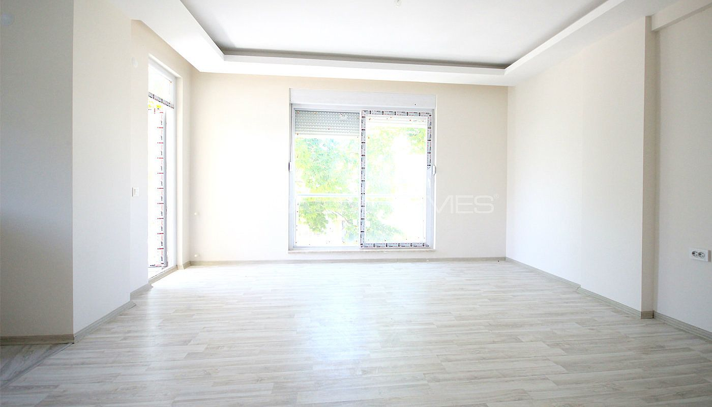 New Cheap Apartment for Sale in Antalya with Kitchen ...