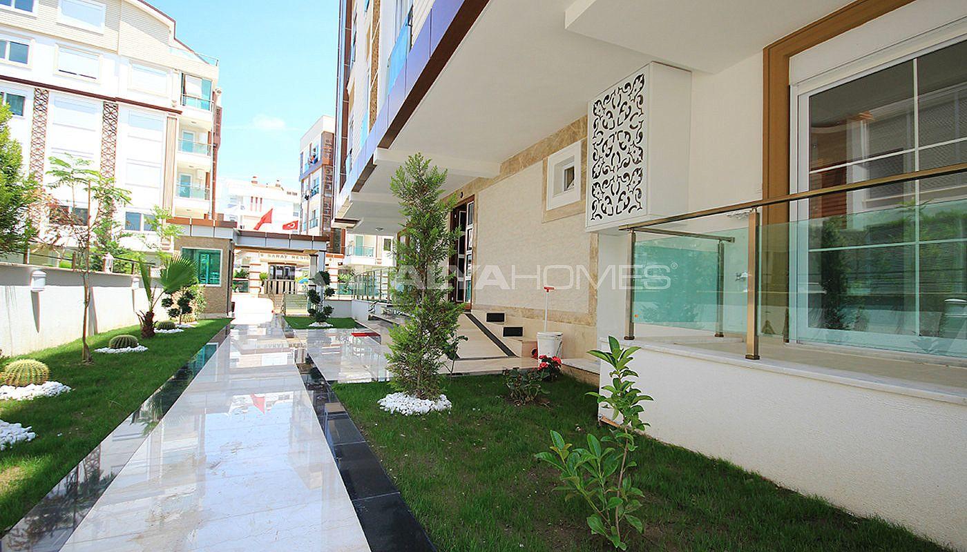Kepez wohnungen in antalya mit smart home system for Wohnungen zum verkauf