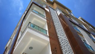 Nybyggda Lägenheter i Antalya Turkiet, Antalya / Konyaalti - video