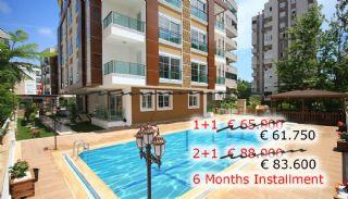 Nouveaux Appartements à Vendre à Antalya Turquie, Antalya / Konyaalti