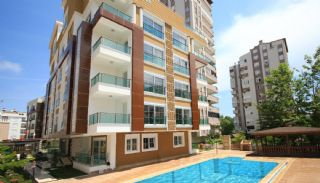 New Apartments for Sale in Antalya Turkey, Antalya / Konyaalti