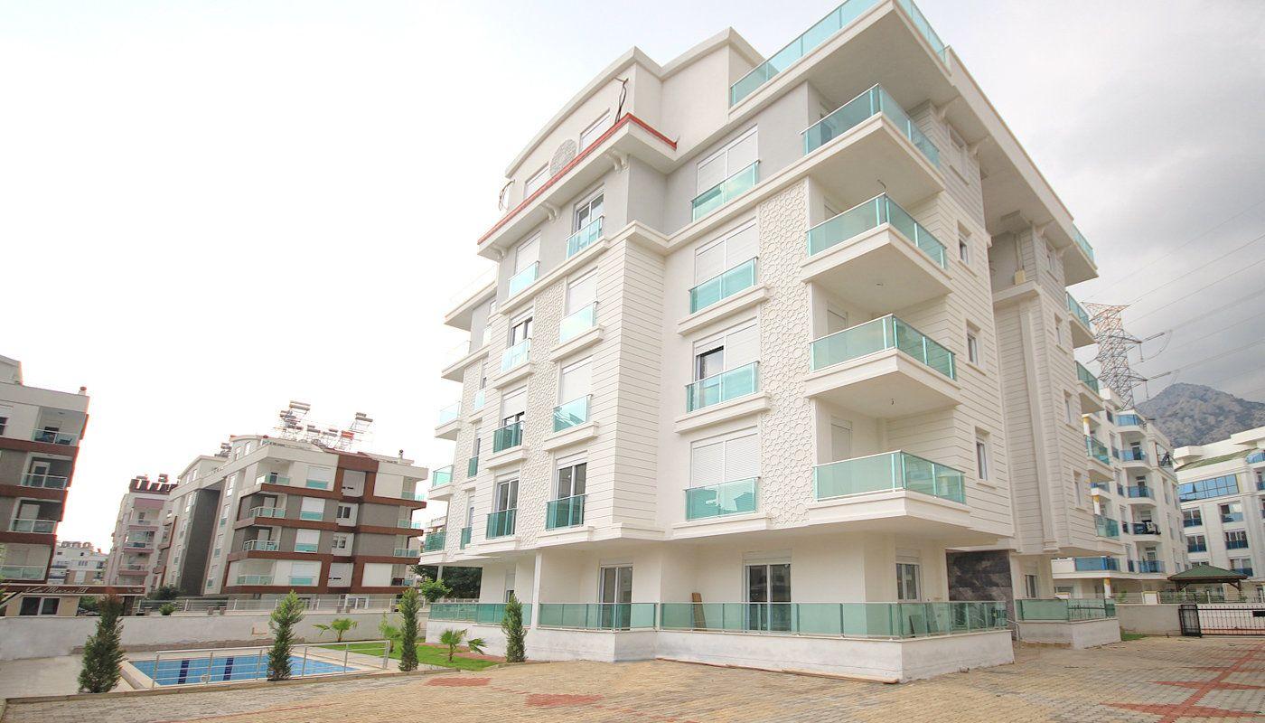 Antalya Wohnungen in Konyaalti mit Küchengeräten