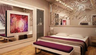 Lägenheter i Antalya från ett pålitligt byggföretag, Interiör bilder-2