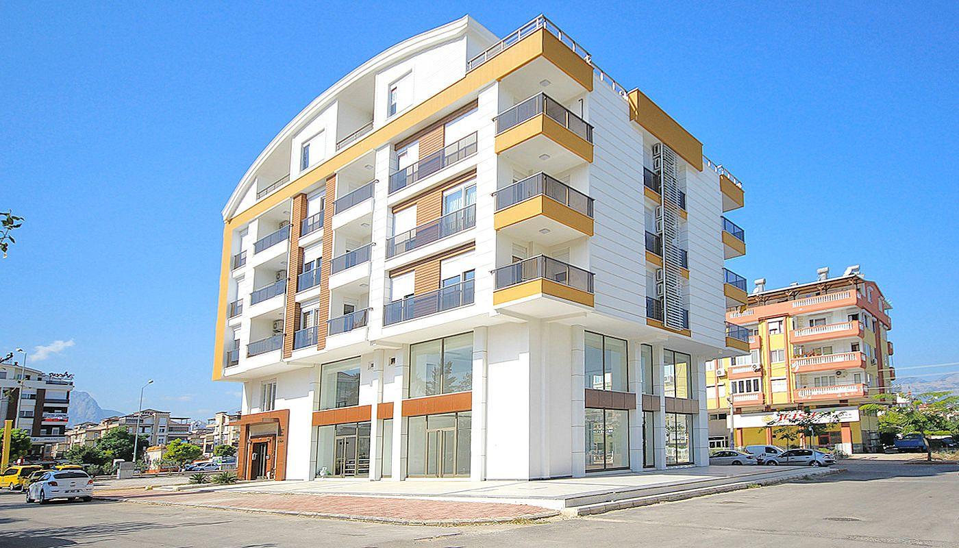 Fertige Wohnungen in Antalya nahe am Strand