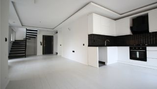 Flats for Sale in the Center of Antalya, Interior Photos-1