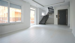 Flats for Sale in the Center of Antalya, Interior Photos-3