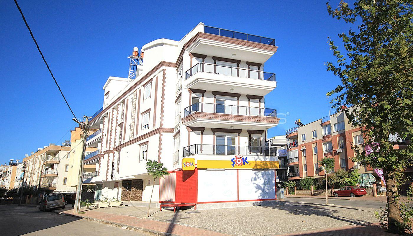 G nstige immobilien zum verkauf im zentrum von antalya for Immobilien zum verkauf