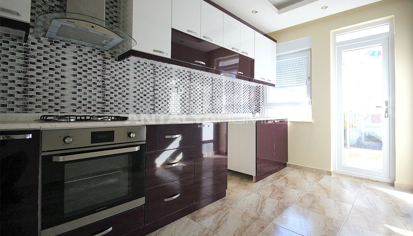 cheap antalya apartments for sale with large balcony