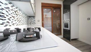 Güzeloba'da Ankastre Mutfaklı Satılık Daireler, İç Fotoğraflar-5