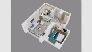 Luxury Konyaalti Flats at Popular Location, Property Plans-2