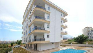 Luxury Apartments in Konyaalti with Built-in Kitchen, Antalya / Konyaalti