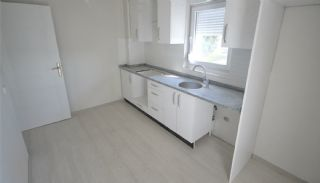 2+1 Apartments with Blinds in the Center of Antalya, Interior Photos-6