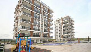 Appartementen in Antalya met Panoramisch Stad en Zeezicht, Antalya / Kepez