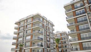 Apartments in Antalya with Panoramic City and Sea View, Antalya / Kepez - video