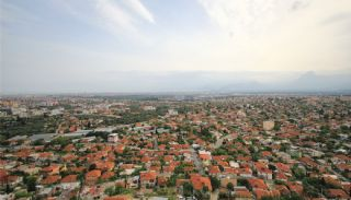 Appartementen in Antalya met Panoramisch Stad en Zeezicht, Antalya / Kepez - video